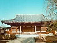 Kansenji-temple in Suginami-ku, Tokyo, Japan
