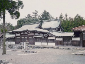 Kamo Shrine, Inabe, Mie