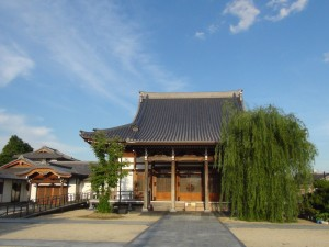 Hojoji-temple, Kuwana, Mie, Japan